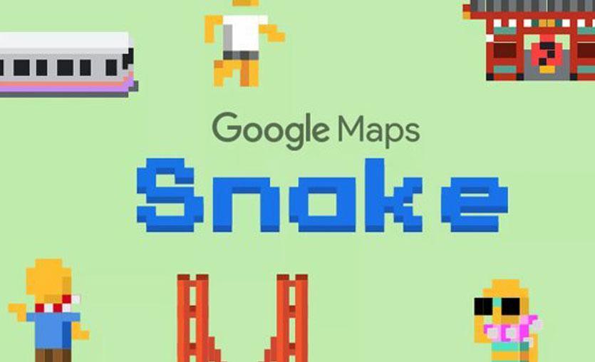 Google Maps'ten 1 Nisan şakası