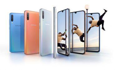 Galaxy A serisinin büyük ekranlı üyesi A70'in Türkiye fiyatı belli oldu