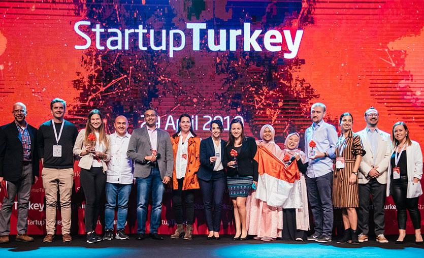 Startup Turkey Challenge 2019 kazananları belli oldu