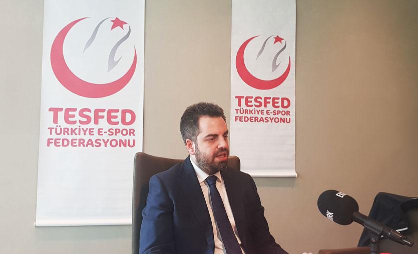 Türkiye E-Spor Federasyonu (TESFED) bir yaşında