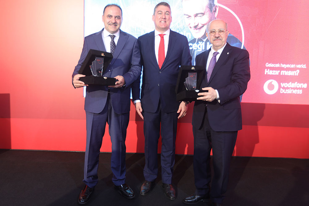 """""""İTÜ Vodafone Future Lab"""" açıldı"""