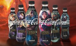 """League of Legends"" şampiyonları Coca-Cola'da"