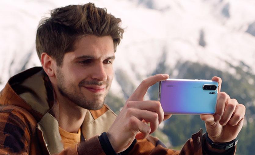 Huawei'nin Türkiye'de çekilen ikinci reklam filmi yayında