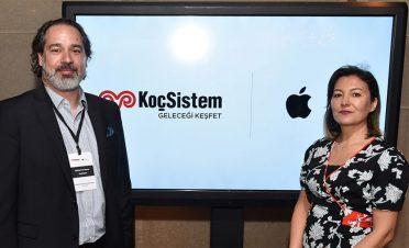 KoçSistem, Apple'ın kurumsal satış ortakları arasına dahil oldu