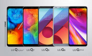 LG Türkiye'den yorum yazana LG Q7 kazanma şansı