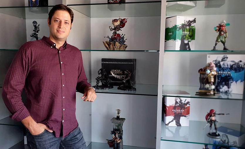Riot Games Türkiye'ye yeni ülke müdürü