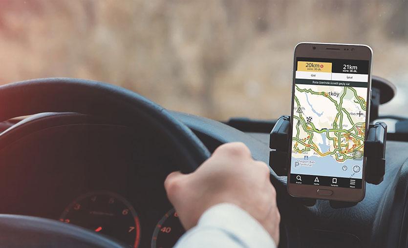 Yandex Navigasyon'dan kullanıcılarına pratik yol bilgileri