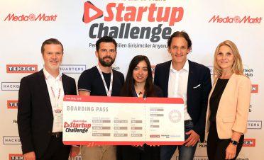 """""""MediaMarkt Startup Challenge'19""""un kazananları açıklandı"""