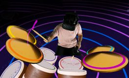 Müzisyenler için sanal enstrüman: Paradiddle