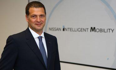 Nissan Türkiye'ye yeni genel müdür
