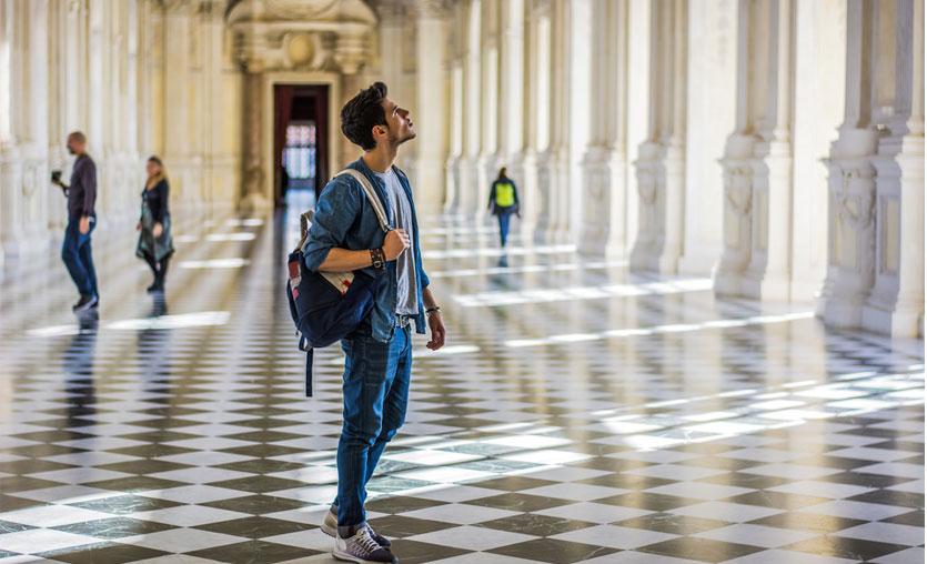 Ziyaretçiler gelecekte müzelerdeki deneyimlerin bir parçası haline gelecek