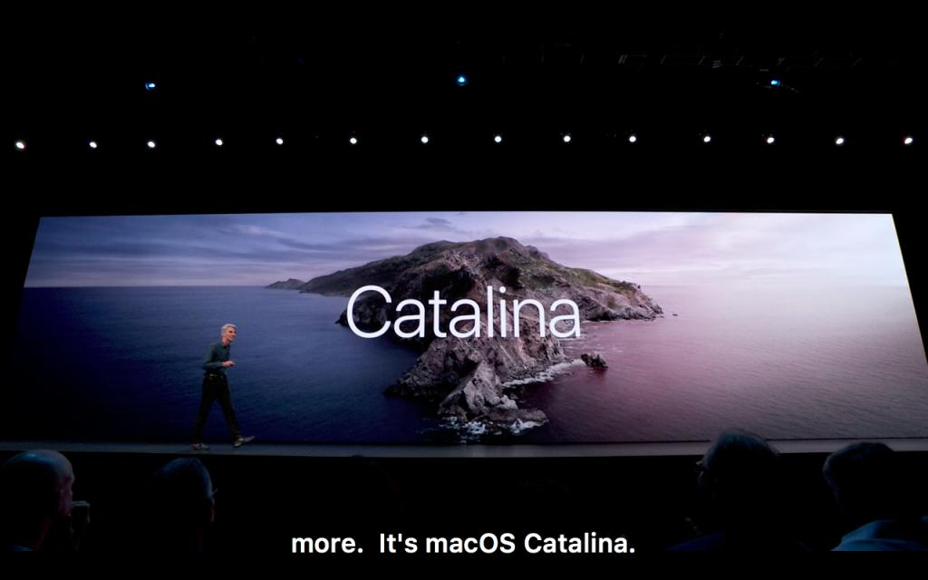 macOS Catalina: Ekran süresi, Sidecar ve yeni uygulamalar