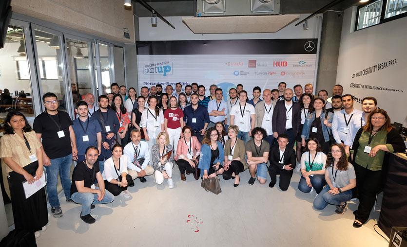 Mercedes-Benz Türk StartUP Yarışması'nda finale kalan girişimler belli oldu