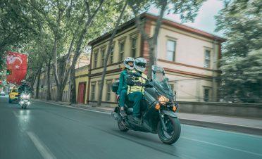 Motor/scooter çağırma uygulaması Scotty'den seçime özel kampanya
