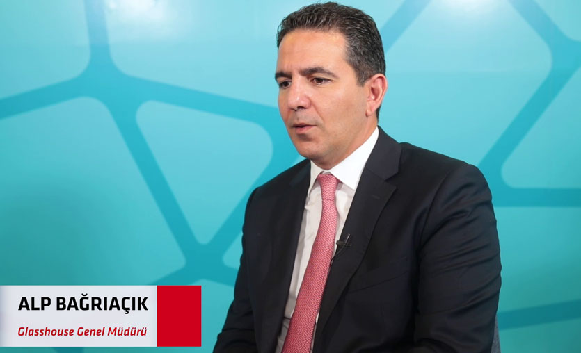 """""""Türkiye'de şirketlerin IT olgunluğu çok yüksek"""""""