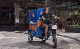 Elektrikli bisikletlerle dağıtım yapan MNG Kargo, filosunu artırmayı amaçlıyor
