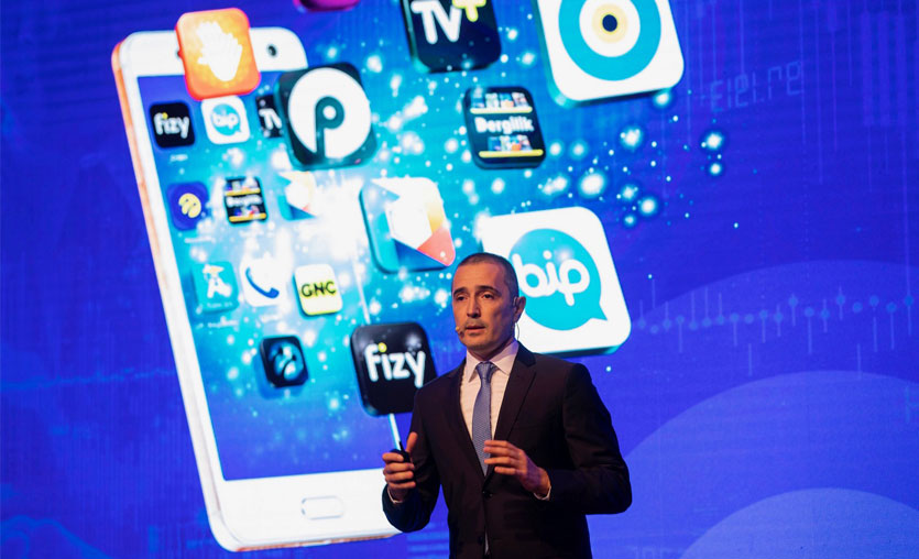 Turkcell, dijital servislerini Türkiye'nin Uygulamaları çatısı altında topladı