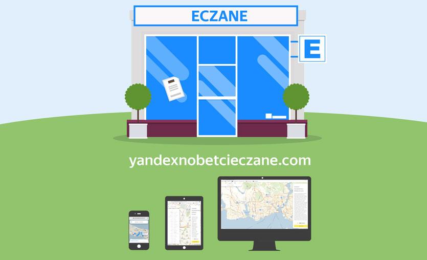 Yandex, nöbetçi eczaneler özelliğini aktif etti