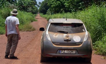 Elektrikli otomobil ile tatile gidilir mi?