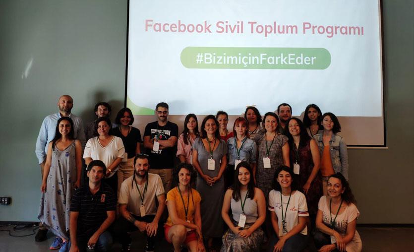 """""""Facebook Sivil Toplum Programı"""" başladı"""