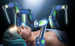 Robotların cerrahide asistan olacağı günler çok uzak değil