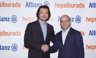 Hepsiburada, Allianz Sigorta ile işbirliğini duyurdu