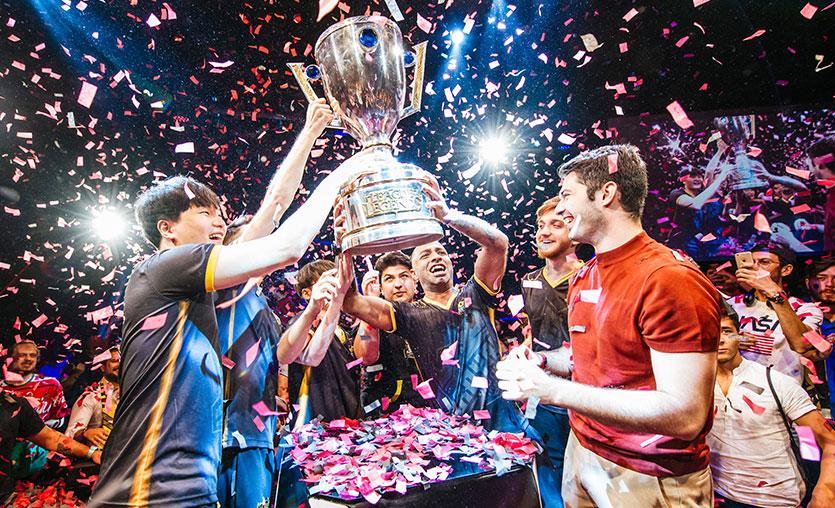 League of Legends Türkiye Büyük Finali'nde şampiyon belli oldu