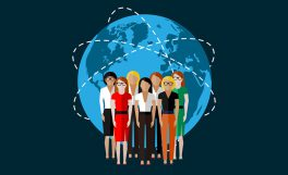 Dünyanın 100 rol model kadın yöneticisi arasına giren 2 Türk