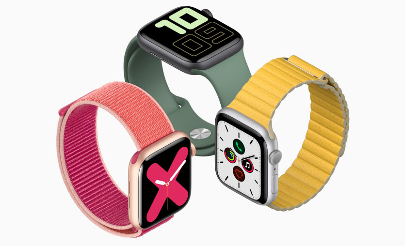 Apple, Apple Watch Series 5'i tanıttı