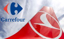 CarrefourSA alışverişleri mile dönüşüyor