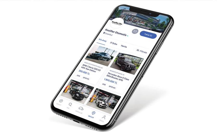 Sıfır km araçların dijital pazar yeri: Minoto