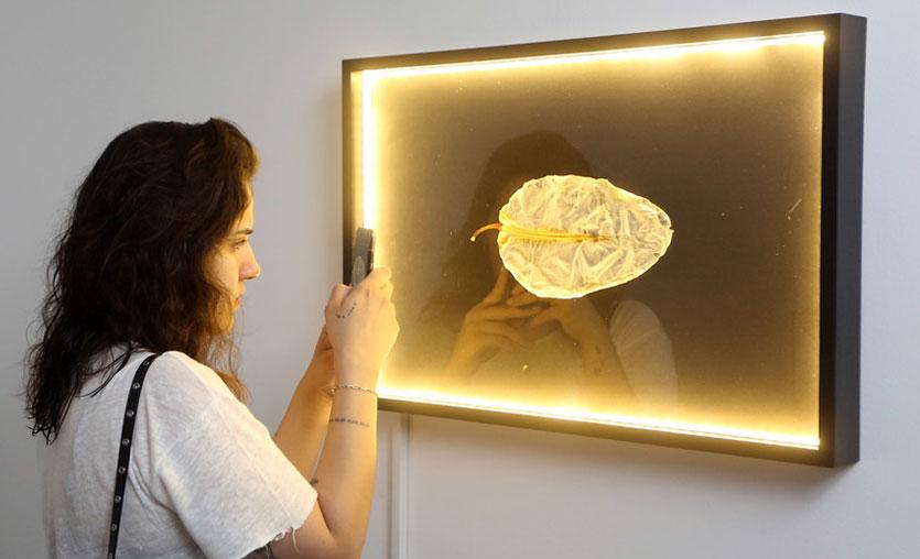 Türk sanat severlerin 'yeni'ye açık olduklarına şahit olduk