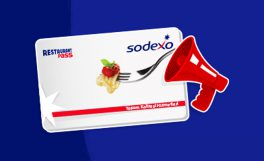 Sodexo'dan online yemek siparişi uygulaması: Sodexo Plus