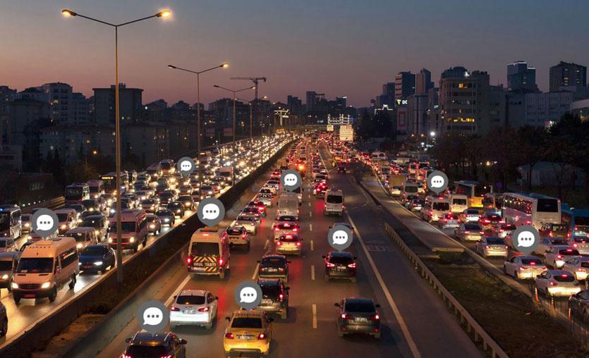 Yandex'den kullanıcılarına seyahat rehberi