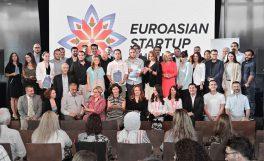 Global Startup Awards Türkiye Ödülleri sahiplerini buldu