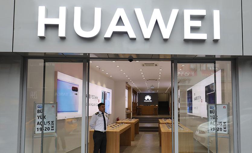 Huawei Kadıköy Servis Merkezi açıldı