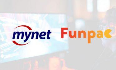Mynet, Funpac Oyun Stüdyosunu kurdu