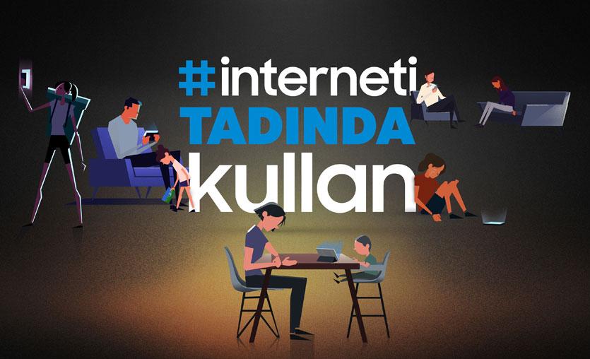 Samsung Türkiye'den interneti tadında kullanma kampanyası