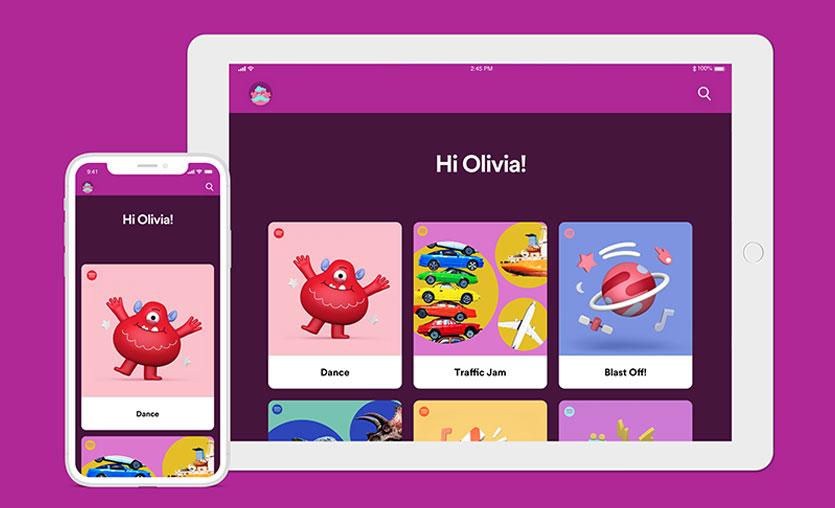 Spotify, çocuklara özel 'Spotify Kids' uygulamasını devreye aldı