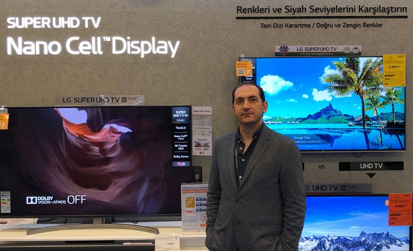 İki yıl içinde Türkiye TV pazarının hakimi Ultra HD olacak