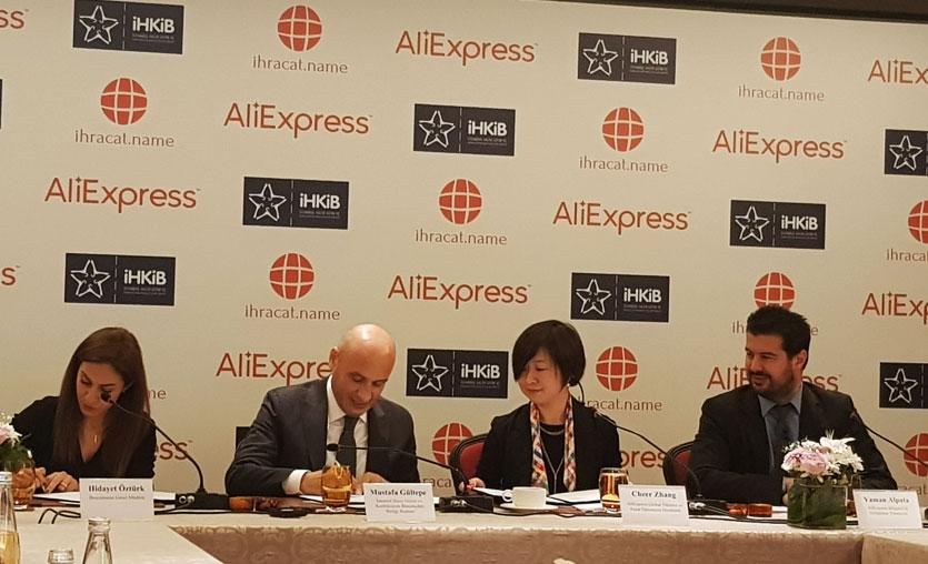 Türkiye'deki hazır giyimciler, Aliexpress işbirliğiyle ürünlerini dünyaya ihraç edebilecek