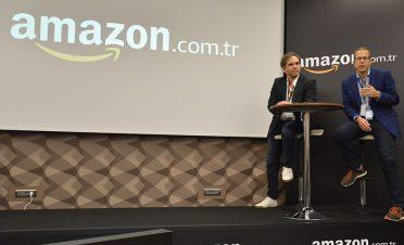 Amazon.com.tr'nin ilk satıcı toplantısı İstanbul'da düzenlendi