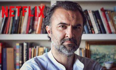 Berkun Oya'nın Netflix için hazırladığı dizinin çekimleri başladı