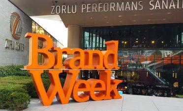 Brand Week Istanbul için geri sayım başladı