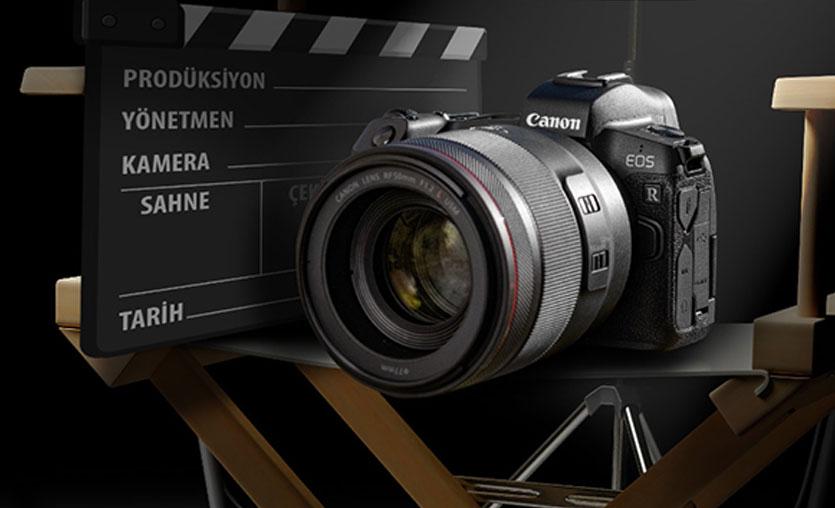 Canon'dan EOS R alanlara ücretsiz video eğitimi