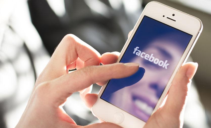 facebook logosunu degistirdi