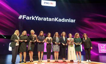 """""""Fark Yaratan Kadınlar"""" Brand Week Istanbul sahnesinde"""
