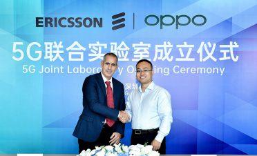 Oppo ve Ericsson'dan 5G için işbirliği