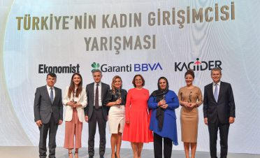"""""""Türkiye'nin Kadın Girişimcisi Yarışması'nın"""" kazananı belli oldu"""