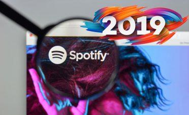 2019'da Spotify'da en çok dinlenenler